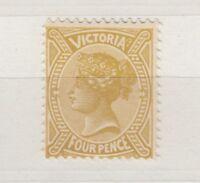 Australia Victoria QV 1901 4d SG390 MLH Gum J2244