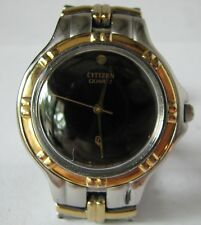 Citizen 6031 Quartz Watch with Original Stainless Steel Bracelet