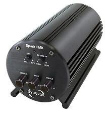 DynaVox # Spark II Mk # mini-amplificador # negros # 2 x 50 W # novedad