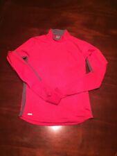 Nike Red Men's Medium Turtleneck Athletic Shirt Dri-Fit. Tl7