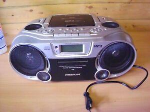 Medion MP3/Cd Stereo Radiorecorder MD 82853
