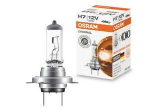 2 X H7 Germany OSRAM 64210 12V 55W PX26D Fit BMW Benz Kia Mazda Headlight Bulb
