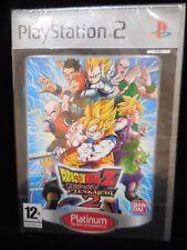 Dragon Ball Z Budokai Tenkaichi 2 para playstation 2 Nuevo