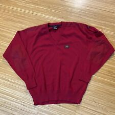 Paul & Shark Yachting Men's L Made in Italy Golf Sweater