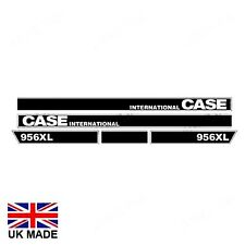 DECAL SET FITS CUSTODIA INTERNATIONAL 956XL TRACTORS