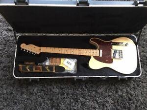 Fender Telecaster Lamboo - Série anniversaire TeleBration USA 2011