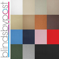 "Bermuda Plain Design - 89mm (3.5"") Vertical Blind Replacement Slats / Louvres"