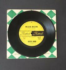 "JOYCE BOND - 'Ob-La-Di, Ob-La-Da - Robin Hood Rides Again' 7"" EP Vinyl Single"