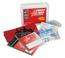 SEALED MMI Emergency Survival CPR FIRST AID KIT - Work/Home/Auto - Single Use