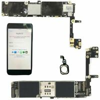 Motherboard Main Board Touch ID Replacement for New iPhone 6S 16/64GB Unlocked
