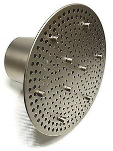 LEISTER 107.335 ROUND SIEVE NOZZLE (ø 62.5MM) ø 150MM - FREE SHIPPING