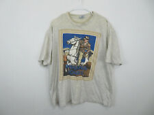Vintage 1988 Indiana Jones And The Last Crusade T Shirt Usa Made One Size