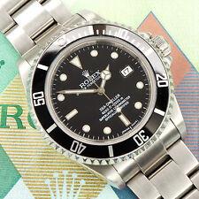 Rolex Sea-Dweller acciaio uomo chonometer-RIF 16600 V. 2006 con certificato