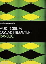 Fondazione Ravello  AUDITORIUM OSCAR NIEMEYER - Ravello