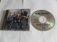 BOB SEGER - Like A Rock  (CD 1986) JAPAN Pressing