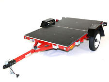 Folding Trailer Flatop Top Foldable Trailer