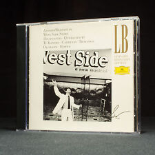 Leonard Bernstein - West Side Story - Querschnitt - music cd album