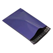 "100 Purple 12""x16"" Mailing Postage Postal Mail Bags"