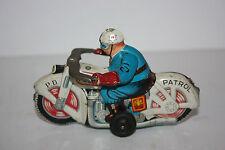 Tin T.T. Patrol Cycle