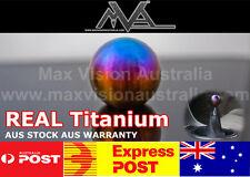 TITANIUM GEAR KNOB SHIFTER 12X1.25 SUBARU STI WRX LIBERTY