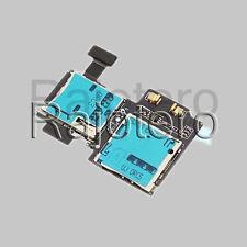 FLEX LECTOR TARJETA SIM Y MICRO SD PARA SAMSUNG GALAXY S4 I9500 I9505