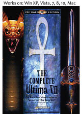 Ultima VII 7 Complete PC Mac Game