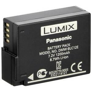 Panasonic DMW-BLC12 Akku Li-Ion DMC-FZ2000 G85 G81 GH2 GX8 G5 FZ300 FZ200 (bulk)