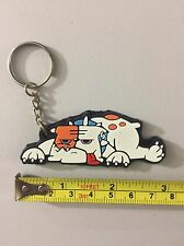 motorcycle keychain Rubber VR46 Dog