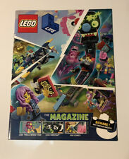 New ListingLego Life Magazine Jan- Mar 2020 Legoland Coupon Max Comics Trolls Minecraft New