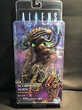 Neca Aliens Scorpion Alien 7� Action Figure New Kenner Tribute
