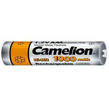 Camelion AAA Micro Akku Accu HR03 1000 mAh NiMH 1,2 V für u.a. Telefon