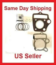 39mm Piston kit Rings pin & clip set 50cc Engine Parts Kazuma Meerkat Redcat ATV