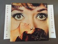 FRAN WARREN COME INTO MY WORLD 1968 1ST PRESS PROMO LP AFSD 6207