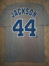 6d0a97f2 ($25) New York Yankees REGGIE JACKSON mlb Jersey Shirt YOUTH KIDS BOYS (L