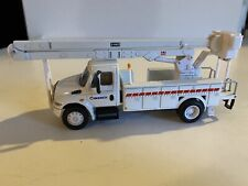"""D G Productions 1/64 Scale International Utility Bucket Truck """"Inergy� Power Co"""