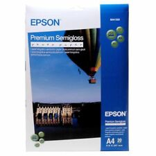 Carta fotografica Epson semi-lucida per stampanti senza inserzione bundle