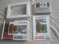 Jeux vidéo manuels inclus pour Sport et Nintendo SNES