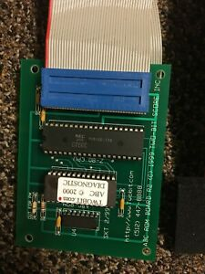 Pacman Arcade ABC 2000 Diagnostic PCB Tester from TwoBit Score