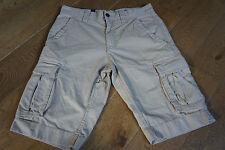 """Tommy Hilfiger Pantalones cortos estilo cargo de John en el clásico de color caqui Tamaño 28"""""""