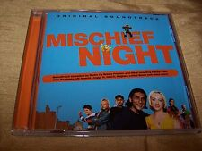 MISCHIEF NIGHT : ORIGINAL CD SOUNDTRACK JUGGY D LETHAL BIZZLE NITIN SAWNHEY