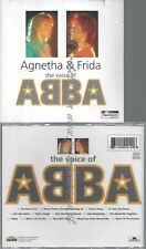 CD--AGNETHA & FRIDA UND VARIOUS -- -- THE VOICE OF ABBA