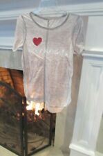 Chaser I Love Weekends Tee Sz S Compare at $54