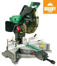 """Metabo-HPT C12FDHM 12"""" Dual Compound Miter Saw (Renewed A)"""
