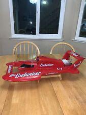 New ListingPro Boat Miss Budweiser