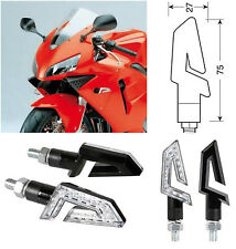 Frecce LED universali Omologate moto scooter - KAP