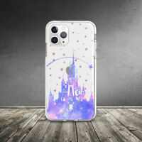Disney Cinderella Girl Castle Case For iPhone SE XR 11 Pro Xs Max X 8 7 6s Plus