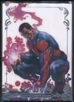 2018 Marvel Masterpieces Trading Card #1 Wonder Man /1999