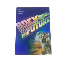 Back to the Future: The Complete Trilogy DVD 2002 3-Disc Set Widescreen (MCI