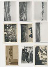 La raccolta foto 9 pezzi 2.wk misto (f266)