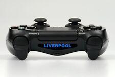 "PS4 Controller Light Bar LED Decal Aufkleber ""Liverpool"""